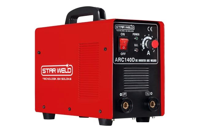Máquina de Solda Inversora ARC 140
