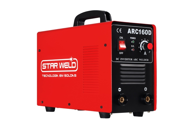 Máquina de Solda Inversora ARC 160