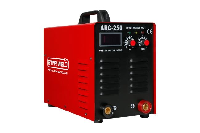 Máquina de Solda Inversora ARC 250 IGBT